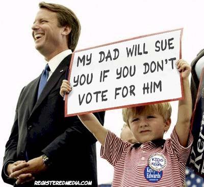 If John Edwards Endorses Clinton He's A Hypocrite