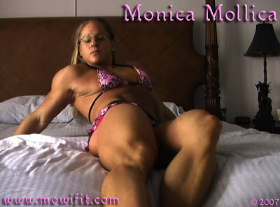 Monica Mollica - Super Legs Video Clips