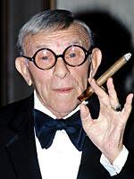 Hillary Clinton Backs National Smoking Ban - Cig Smoking George Burns Pissed! - NY Post