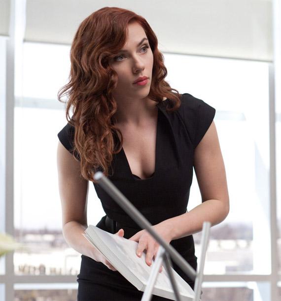 scarlett johansson in iron man 2 hot. Scarlett Johansson