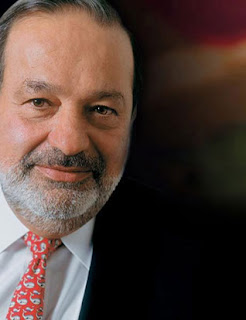 The Richest person in the world: Carlos Slim Helu