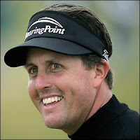 The Masters: Phil Mickelson wins; Tiger Woods 4th place