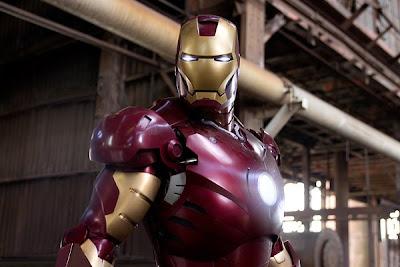 IRON MAN  |  Iron Man Is Excellent; Robert Downey Jr.'s Cool Performance