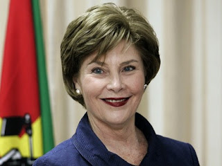 Laura Bush Says Sarah Palin Does Not Have Foreign Policy Experience