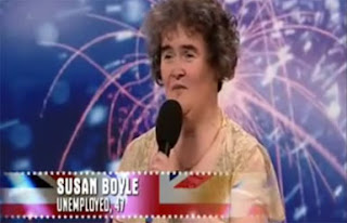 Susan Boyle Walks Off America's Got Talent Due To Lou Reed's Meaness