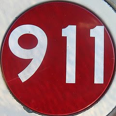 In Oakland, CA, don't call 911 with your cell, call 510-777-3211