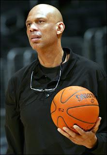 Kareem Abdul Jabbar - LA Lakers great has leukemia
