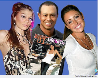 Tiger Woods voicemail to Jaimie Grubbs,  Kalika Moquin new girl