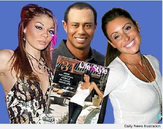 Tiger Woods 4th mistress alleged - Woods scandal heats up
