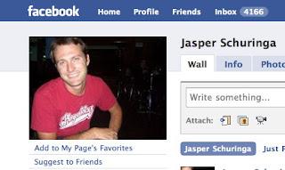 Jasper Schuringa's on Facebook and CNN - become a fan!