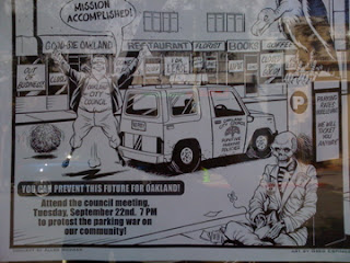Oakland Parking Enforcement Reform Initiative - a follow-up
