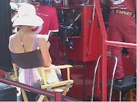 Dario Franchitti wins Indy 500, makes Ashley Judd happy