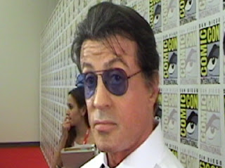 Comic Con 2010 - Sylvester Stallone target of Twitter attack for The Expendables