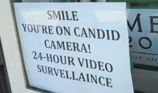 "Meg Whitman Oakland Office fears Oakland, can't spell ""surveillance"""