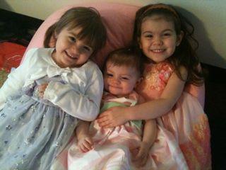 3 Little Ladies
