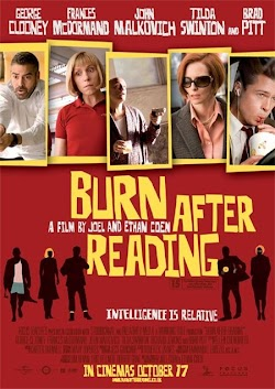 Đốt Sau Khi Đọc - Burn After Reading (2008) Poster