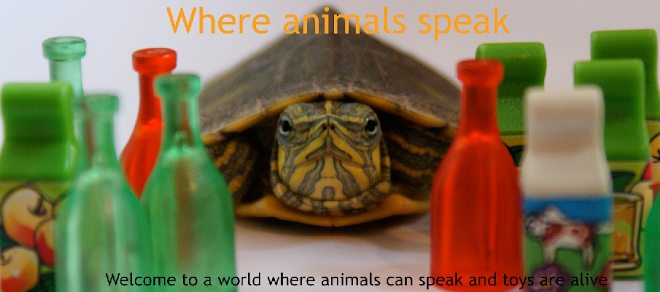 Where animals speak