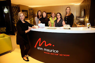You may ask why we undertook such training on top of our professional interior  design training? Being specifically trained by Ann Maurice ...
