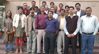 ब्लॉगर दिल्ली में