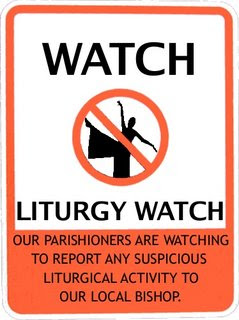 Liturgy Watch