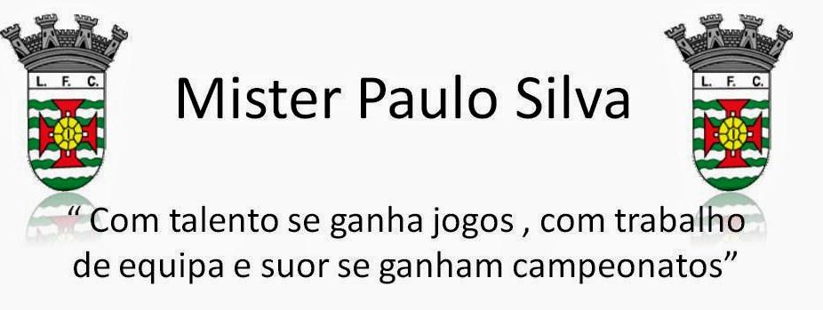 Mister Paulo Silva