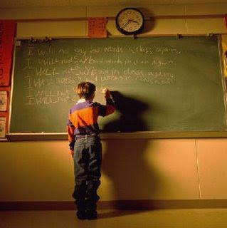 Discipline in school essay