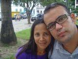 Bispo Cleiton Costa e sua esposa Rita de Cássia