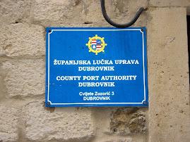 Autorité Maritime Dubrovnik (Croatie)