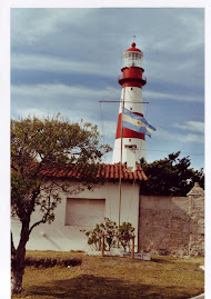 Phare de Mar del Plata (Argentine)