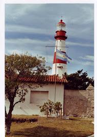 Phare de Mar del Plata (Argentine)