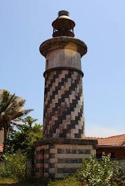 Vieux phare d'Hambantota (Sri Lanka)