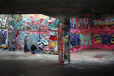 Graffiti &;ศิลปะบนกำแพง&;