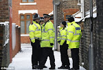 BIRMINGHAM, CARDIFF, LONDON & STOKE: Anti-terror squad arrest 12 men 'planning UK terror at