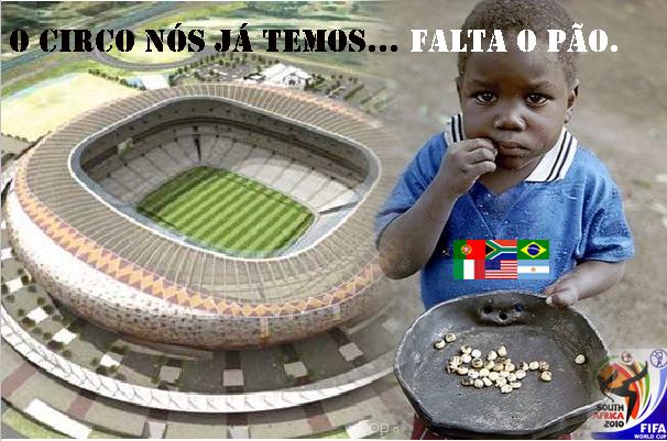 Futebol, Fome e Cultura