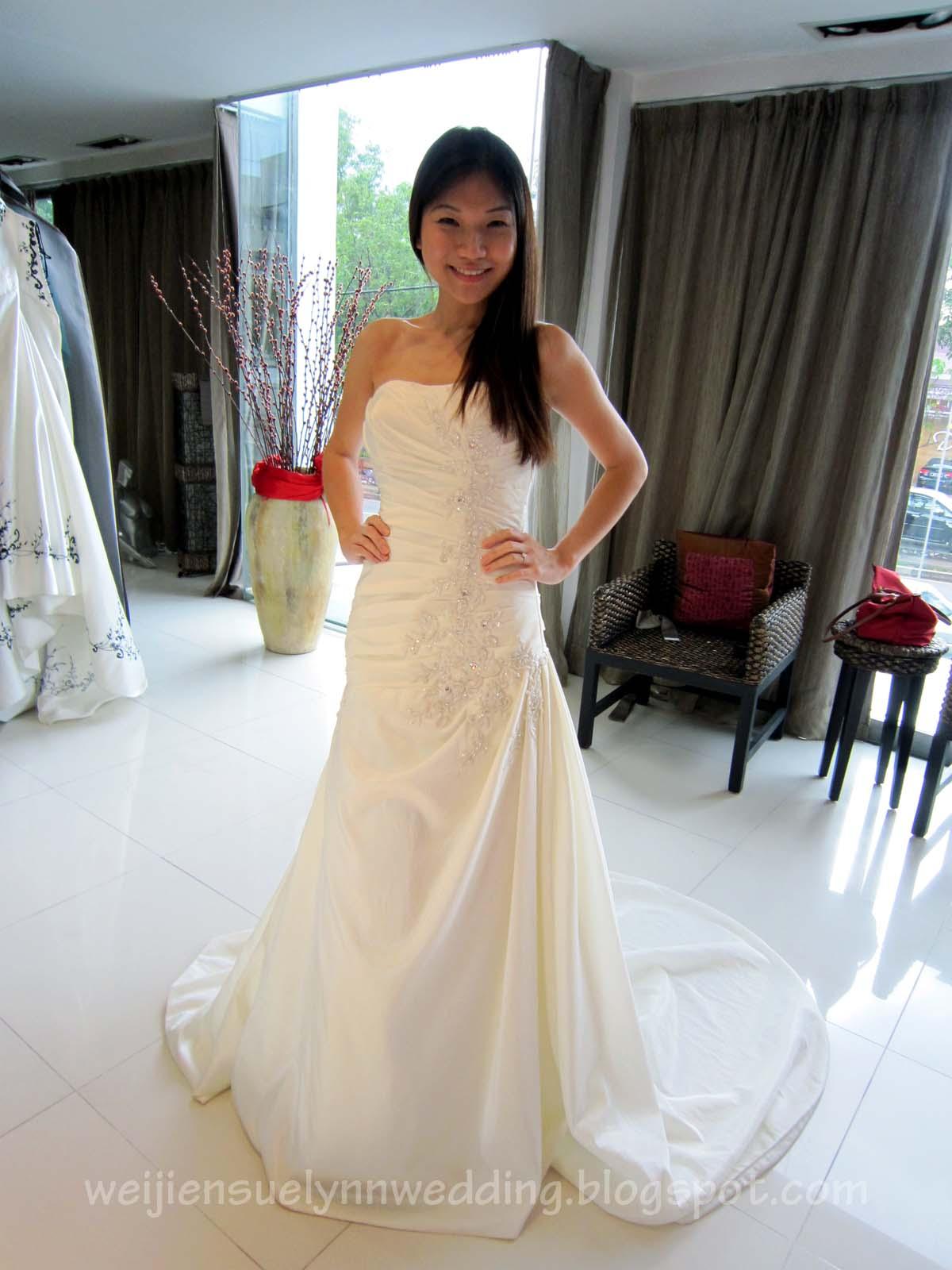 Wedding Gowns - Bangsar Babe