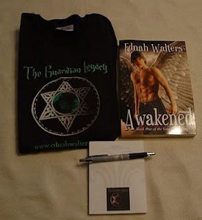 Awakened Giveaway