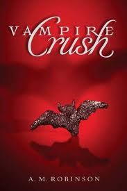 Review: Vampire Crush by A.M. Robinson