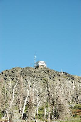 über den bergen