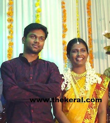 11 34 PM Idea Star Singer Singers Marriage Photos