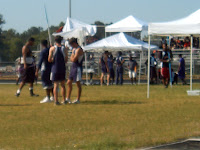 in Gulf Shores State Track Meet