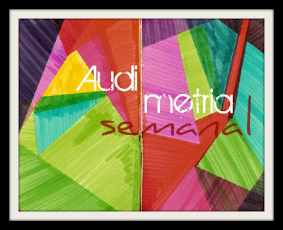 Audimetria Audimetria Semanal (Estreia)