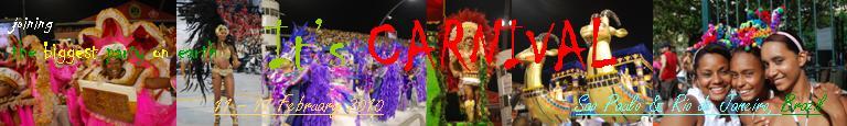Rio and Sao Paulo Carnival 2010