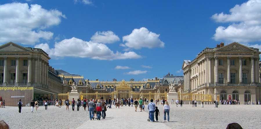 Parigi ti consiglia reggia di versailles for Charles che arredo la reggia di versailles