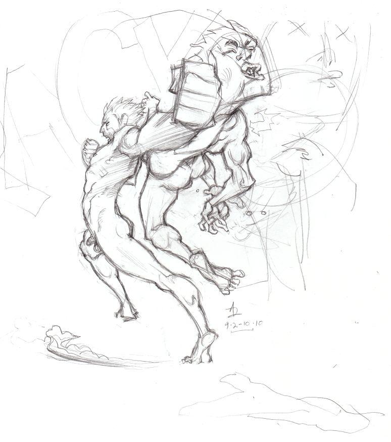 ALAN TEW's Virtual Sketchbook: Stuft Update