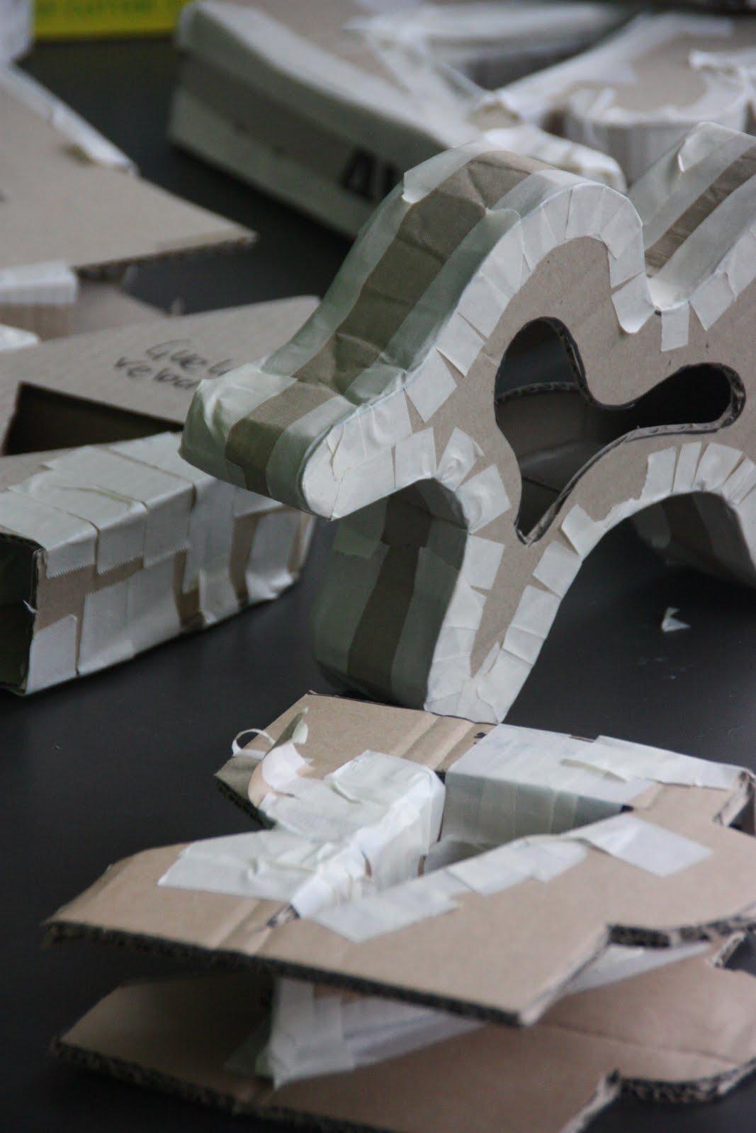 Minimalist Classroom Uk ~ Art teacher mini minimalist monuments