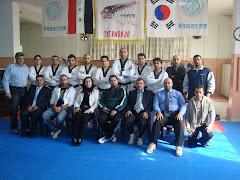Taekwondo en Siria