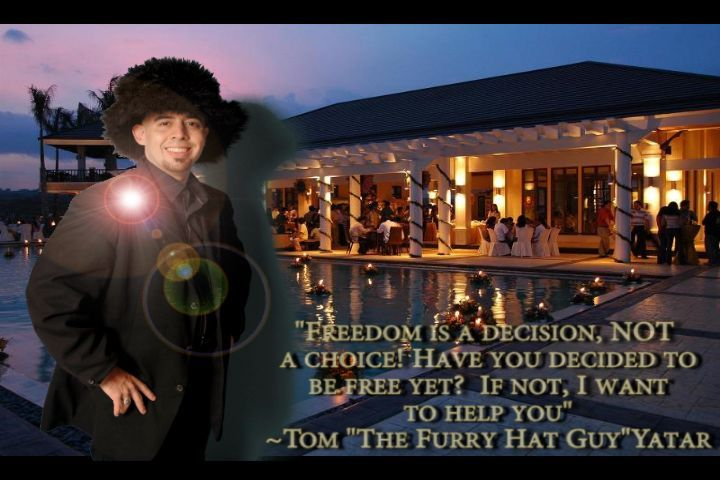 Tom The Furry Hat Guy