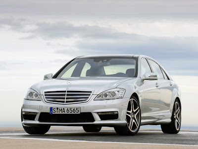 Mercedes Benz S Class Amg. S65 AMG. The Mercedes-Benz S63