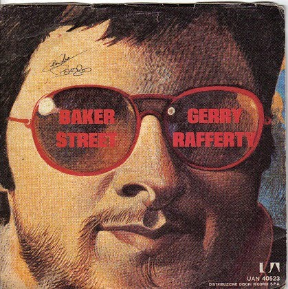 "As a 1978 Rolling Stone profile points out, ""Baker Street"" was about a"