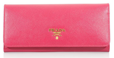 how much is a prada wallet